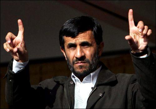 احمدی نژادِ جن گیر... جن بزرگو بگیر